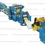 High Speed Rotary Shear Cut to Length Line